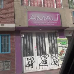 Amalí en Bogotá