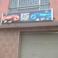 BYG Sport en Bogotá