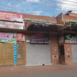 Canela en Bogotá