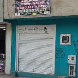 Consolas y tabletas en la 121 en Bogotá