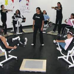 Curves Gimnasio Para Mujeres Centro Comercial Hacienda Santa Bárbara en Bogotá