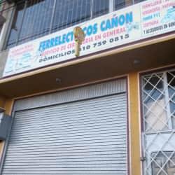 Ferrelectricos Cañon en Bogotá