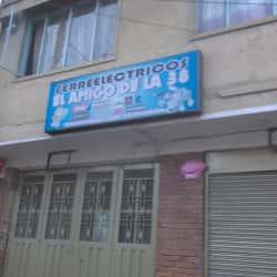 Ferrelectricos El Amigo De La 38 en Bogotá