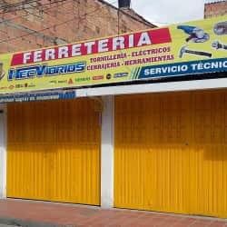 Ferretería Hecvidrios en Bogotá