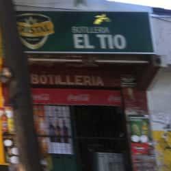 Botillería El Tío en Santiago