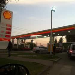Shell - Rotonda Grecia en Santiago