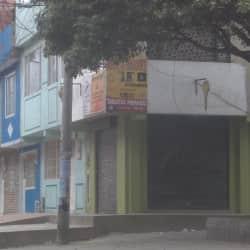 Ferrevidrios JR en Bogotá