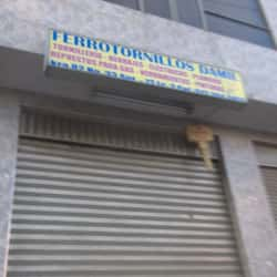 Ferrotornillos Damil en Bogotá