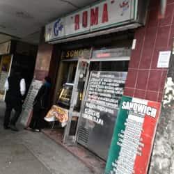 Café Roma en Santiago