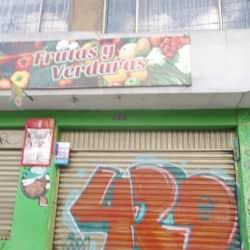 Frutas y Verduras Carrera 72J en Bogotá