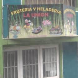 Fruteria y Heladeria La Union en Bogotá