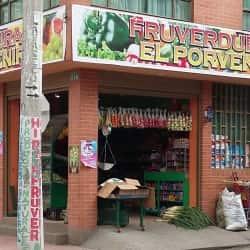 Fruverduras el Porvenir en Bogotá