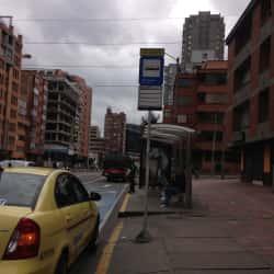 Paradero SITP Avenida Carrera 7 - 373A00 en Bogotá