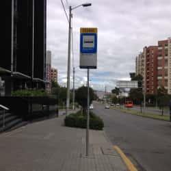 Paradero SITP Barrio Ginebra Norte - 033A01 en Bogotá