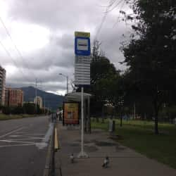 Paradero SITP Barrio Lisboa - 203A01 en Bogotá