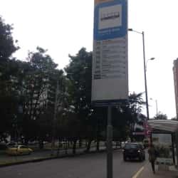 Paradero SITP Autopista Norte - 167A00 en Bogotá