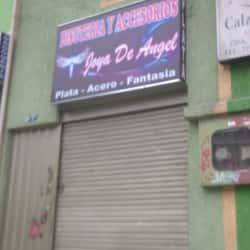 Joya De Angel en Bogotá