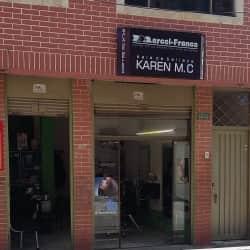 Karen M.C sala de belleza en Bogotá