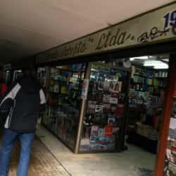 Librería Sarepta en Santiago