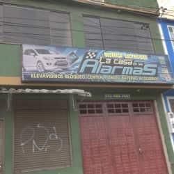 La Casa De Las Alarmas en Bogotá