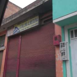 La Gallina Almeiduna en Bogotá