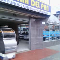 La Reina del Pan en Bogotá