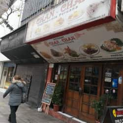 Restaurant Chan-Chan en Santiago