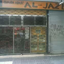 Restaurante de Comida Árabe Al-Jazzera en Santiago