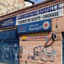 Lubricentro Portell F en Bogotá