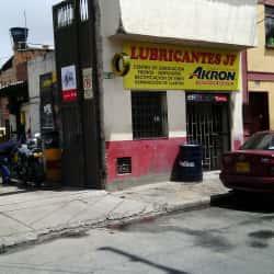 Lubricantes JF en Bogotá