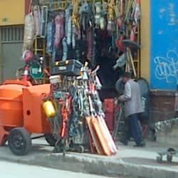 Maquinaria y herramientas industriales en Bogotá