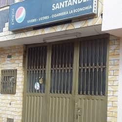 Mercados Santander en Bogotá
