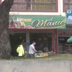 Merka Fruver El Mana en Bogotá