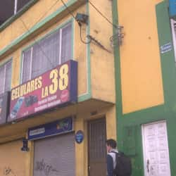 Celulares La 38 en Bogotá