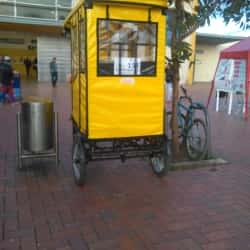 Bicitaxi # 158 Asoprobisuba Portal suba en Bogotá