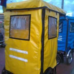 Bicitaxi Portal Exito Suba en Bogotá