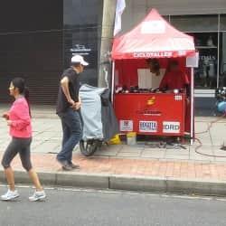 Ciclotaller Nº 157 en Bogotá