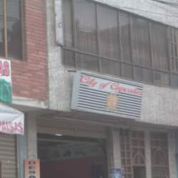 City Of Cupcakes en Bogotá