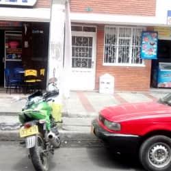 Zujan & Andres Heladeria en Bogotá