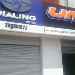 Zagacol en Bogotá