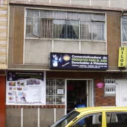 Comercializadora de productos para el aseo desechables y piñateria en Bogotá