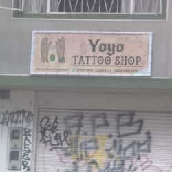 Yoyo Tattoo Shop en Bogotá