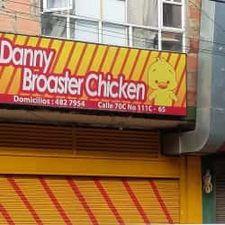 Danny Broaster Chicken en Bogotá