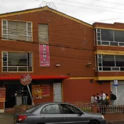 Danny broaster en Bogotá