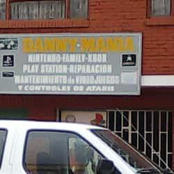 Danny-mania en Bogotá