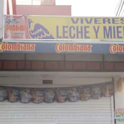 Viveres Leche y Miel en Bogotá