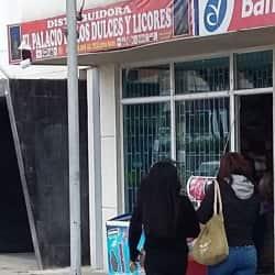 Distribuidora El Palacio de los Dulces y Licores en Bogotá