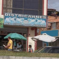 Districarnes Unisur en Bogotá