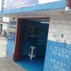 Don Ceviche Express en Bogotá
