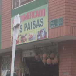 Supermercado Los Paisas Calle 48A en Bogotá